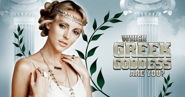 which greek goddess are you