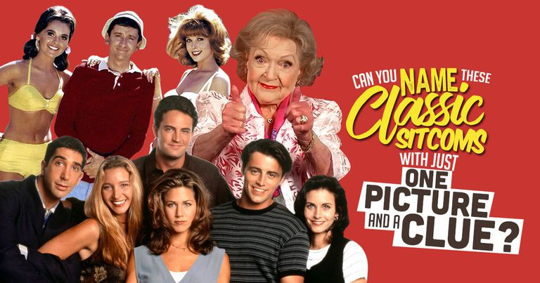 Can You Name These Classic Sitcoms With Just One Picture And A Clue?