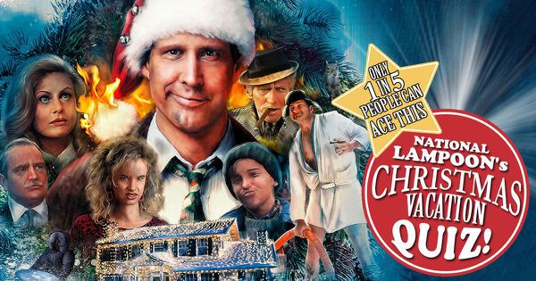 "Only 1 In 5 People Can Ace This ""National Lampoon's Christmas Vacation"" Quiz!"