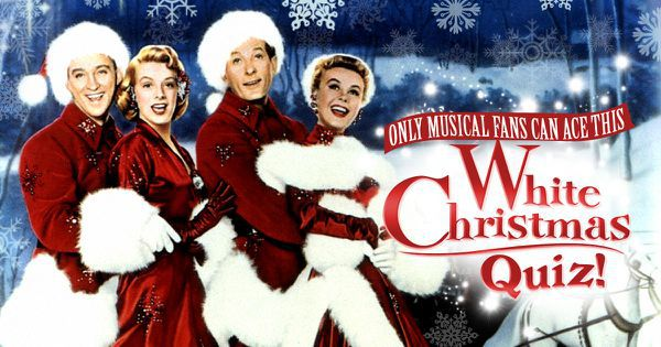 "Only Musical Fans Can Ace This ""White Christmas"" Quiz!"