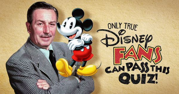 Only True Disney Fans Can Pass This Quiz!