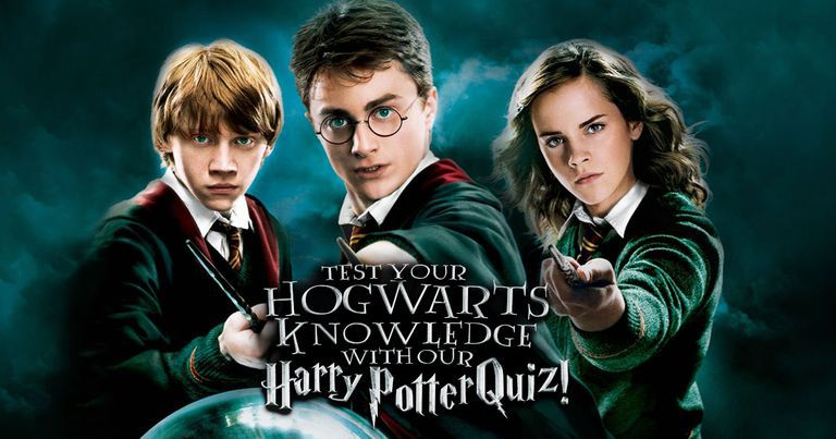 Test Your Hogwarts Knowledge With Our Harry Potter Quiz!