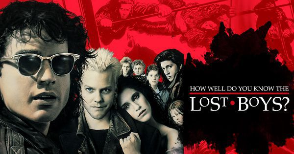 "How Well Do You Know ""The Lost Boys""?"