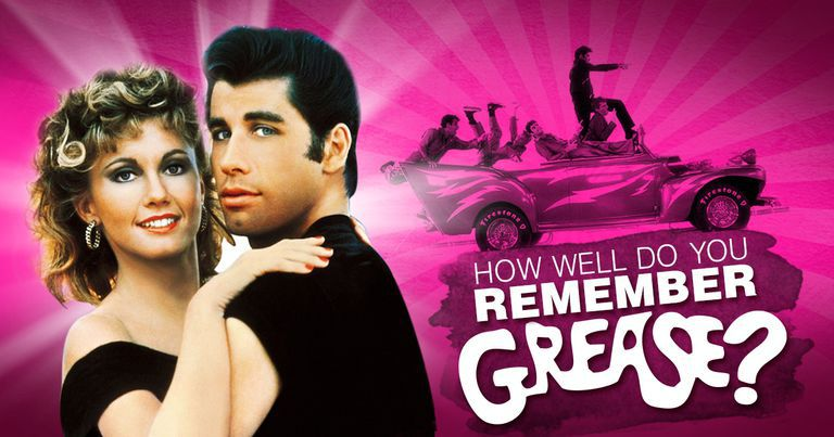 "The Grease Quiz! How Well Do You Remember ""Grease""?"