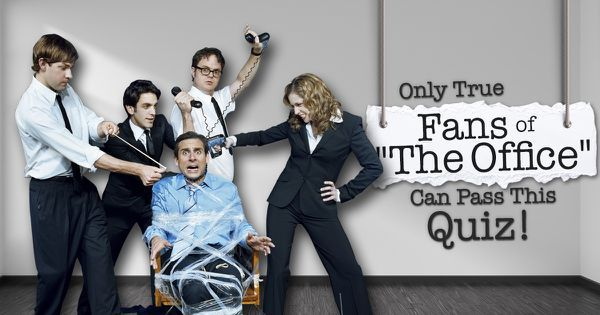 "Only True Fans Of ""The Office"" Can Pass This Quiz!"