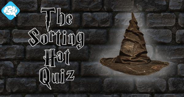 sorting hat quiz