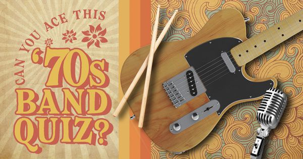 Can You Ace This '70s Band Quiz?