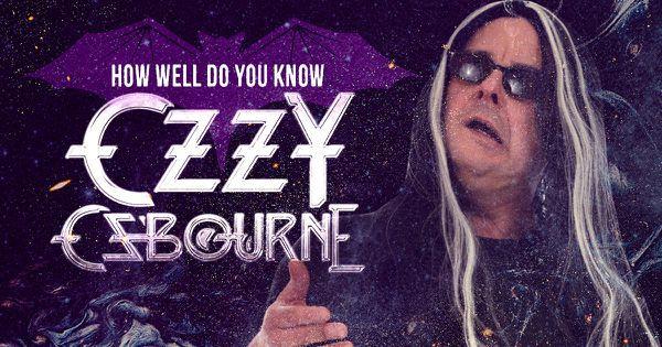 How Well Do You Know Ozzy Osbourne?