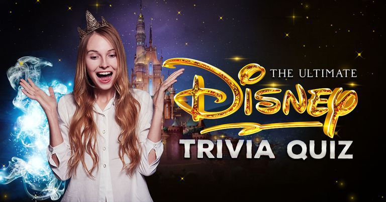 The Ultimate Disney Trivia Quiz
