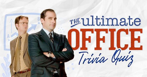 "Our Ultimate ""The Office"" Trivia Quiz"