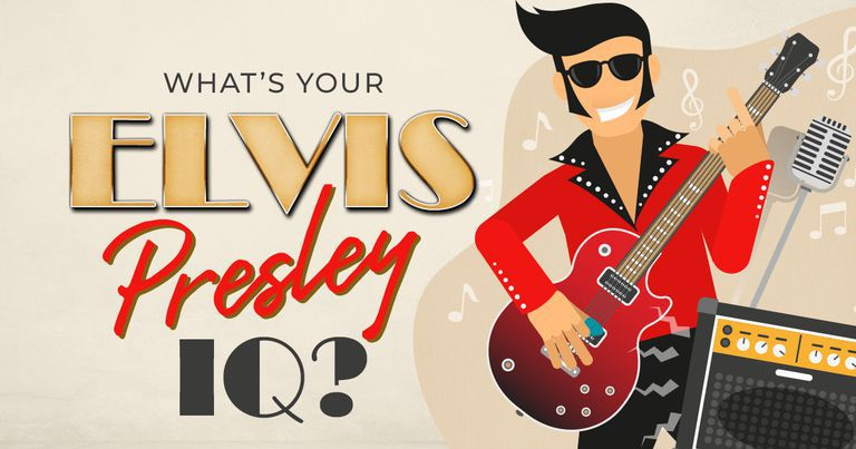 The Ultimate Elvis Trivia Quiz