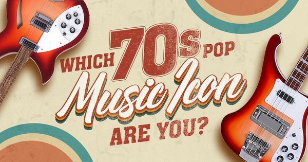 Which 70s Pop Music Icon Are You?