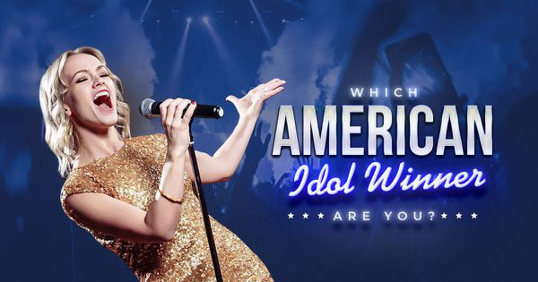 "Which ""American Idol"" Winner Are You?"