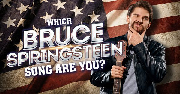 Which Bruce Springsteen Song Are You?