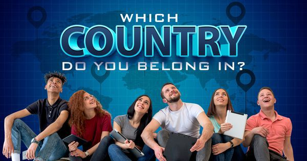 Which Country Do You Belong in?