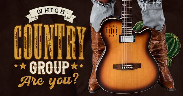 Which Country Group Are You?
