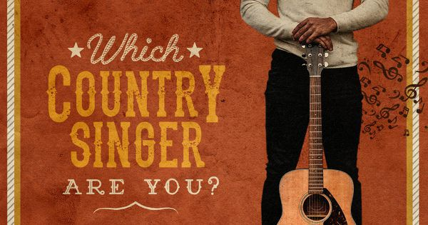 Which Country Singer Are You?