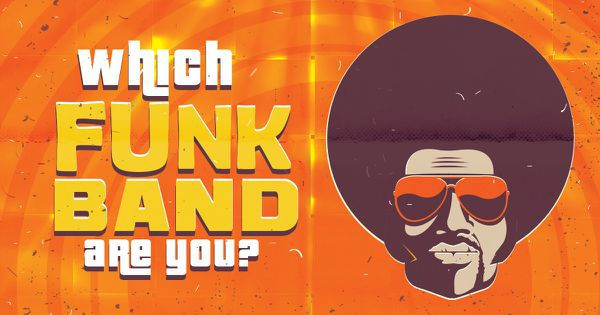 Which Funk Band Are You?