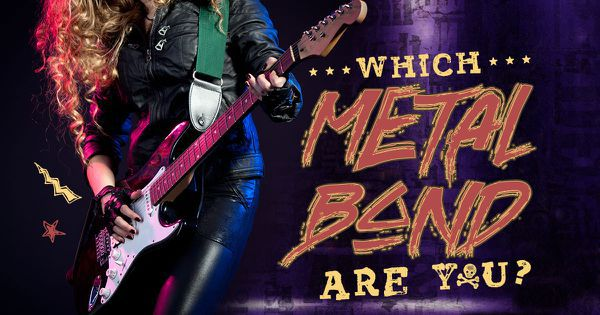 Which Metal Band Are You?
