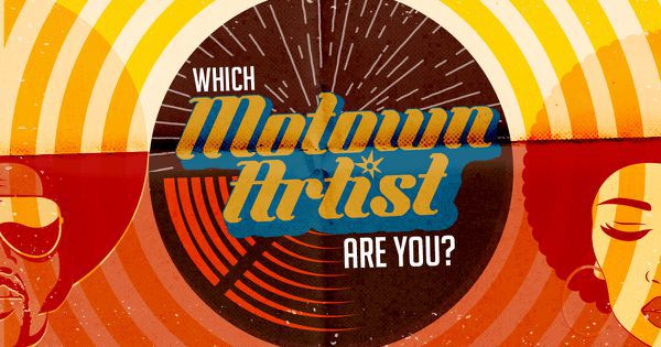 Which Motown Artist Are You?
