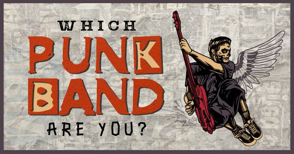 Which Punk Band Are You?