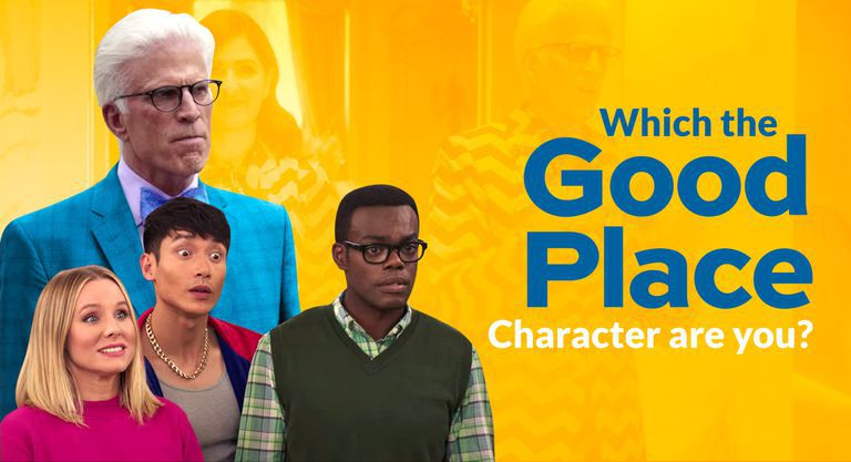 """Which """"The Good Place"""" Character Are You?"""