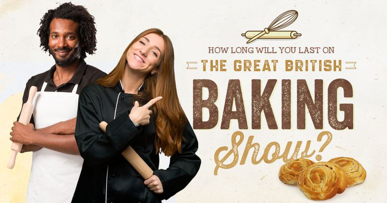 How Long Would You Last on The Great British Baking Show?