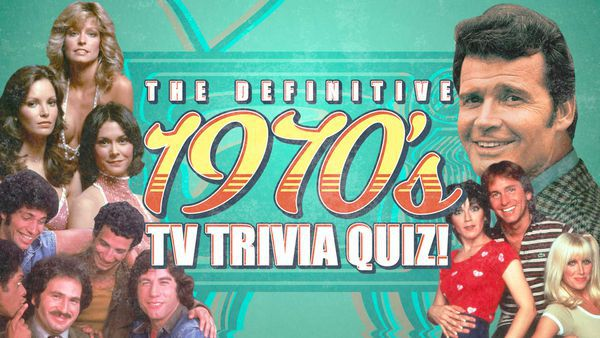 The Definitive 1970s TV Trivia Quiz!