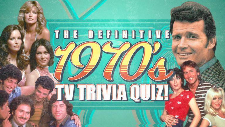 The Definitive 1970s TV Trivia Quiz!