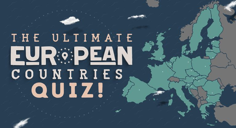 The Ultimate European Countries Quiz