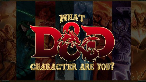 What D&D Character Am I?