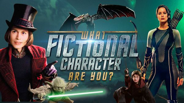 What Fictional Character Am I?