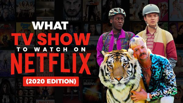 What TV Show Should I Watch on Netflix? (2020 Edition)