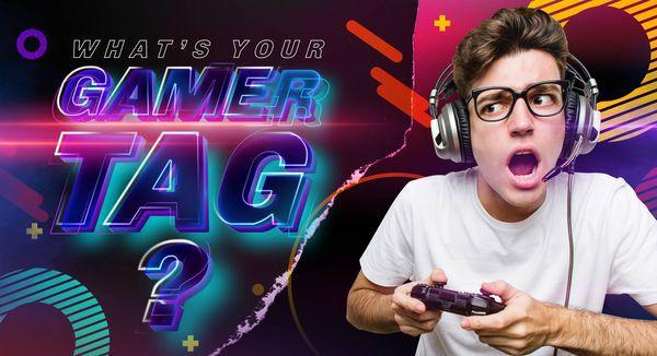 Gamertag Generator: What's Your Gamertag?