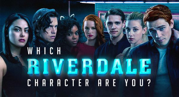 Which of the Riverdale Characters Are You?