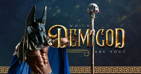Which Demigod Are You?