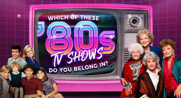 Which of These '80s TV Shows Do You Belong in?