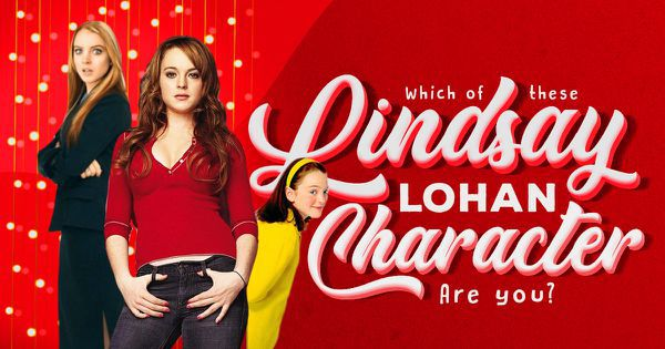 Which of These Lindsay Lohan Characters Are You?