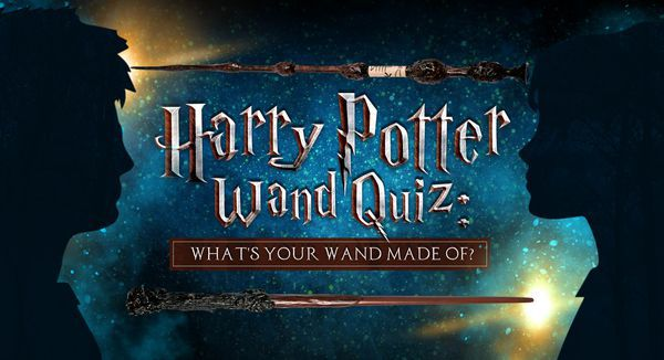 Harry Potter Wand Quiz: What's Your Wand Made of?
