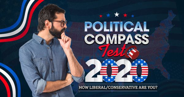Political Compass Test 2020: How Liberal/Conservative Are You?