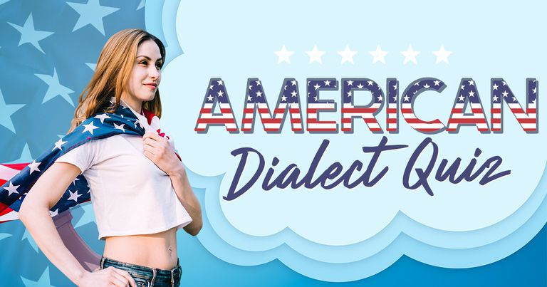 American Dialect Quiz