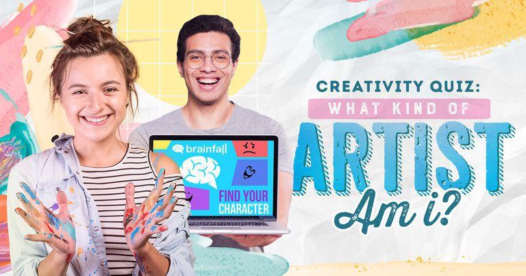 Creativity Quiz: What Kind of Artist Am I?