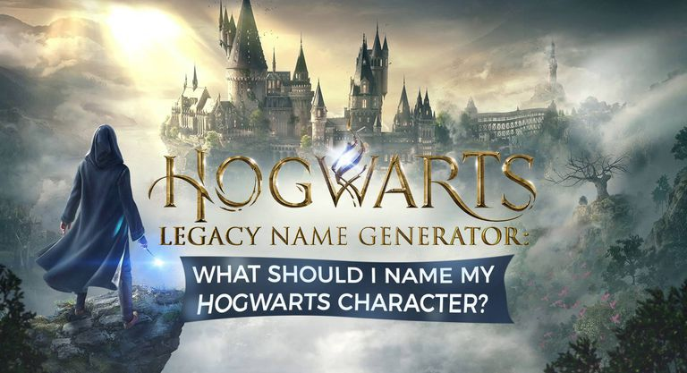 Hogwarts Legacy Name Generator: What Should I Name My Hogwarts Character?