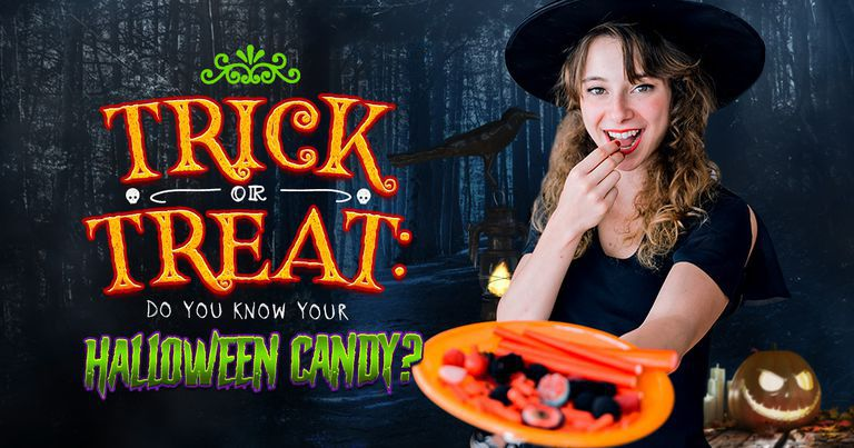 Trick or Treat: Do You Know Your Halloween Candy?