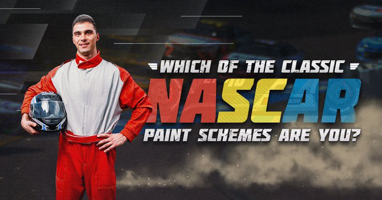 Which of the Classic NASCAR Paint Schemes Are You?