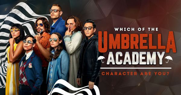 Which of the Umbrella Academy Characters Are You?