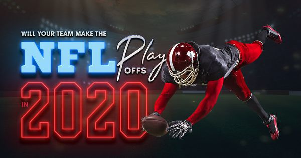Will Your Team Make the NFL Playoffs in 2020?