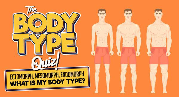 The Body Type Quiz! Ectomorph, Mesomorph, Endomorph | What Is My Body Type?