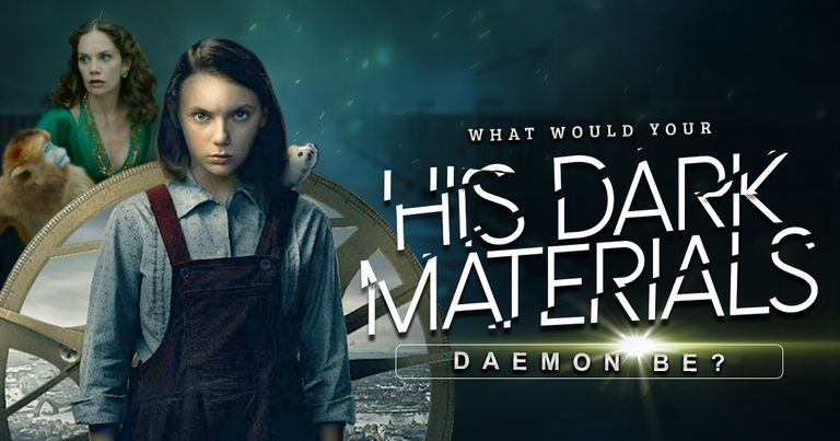 "What Would Your ""His Dark Materials"" Daemon Be?"