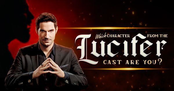 Which Character from the Lucifer Cast Are You?